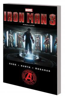 Marvel's Iron Man 3 Prelude (Trade Paperback)