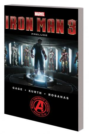 Marvel's Iron Man 3 Prelude (Trade Paperback)