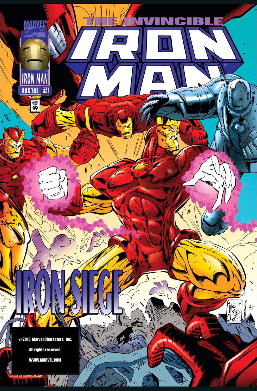 Iron Man (1968) #331