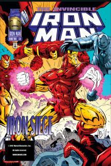 Iron Man #331