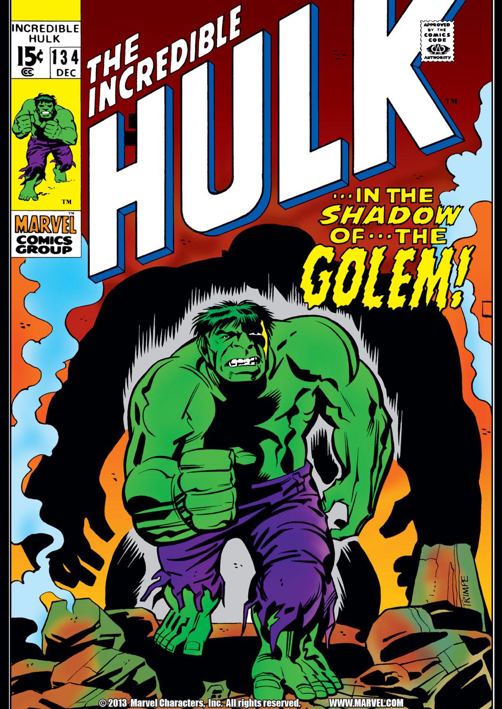 Incredible Hulk (1962) #134