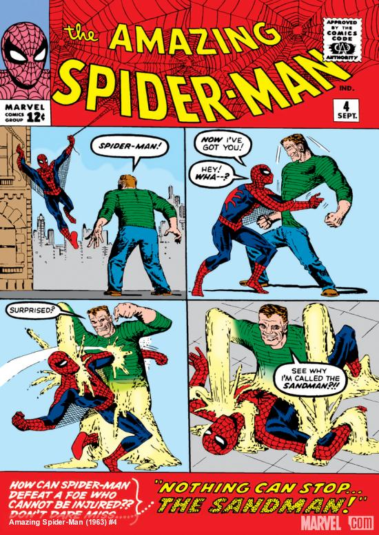 The Amazing Spider-Man (1963) #4