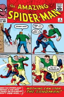 The Amazing Spider-Man (1963) #4