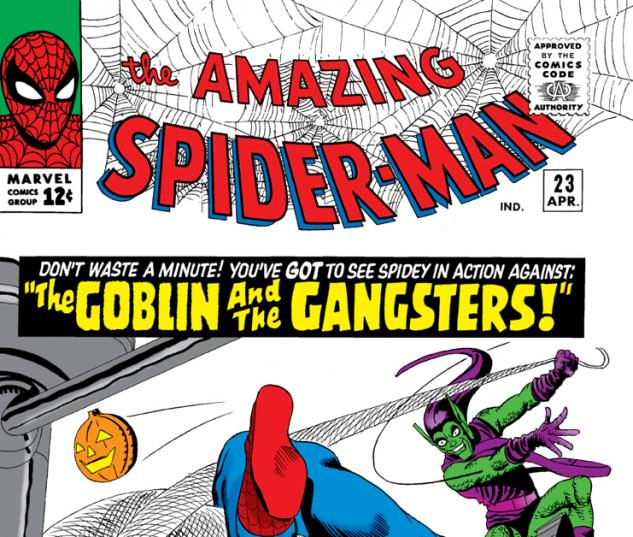 Amazing Spider-Man (1963) #23