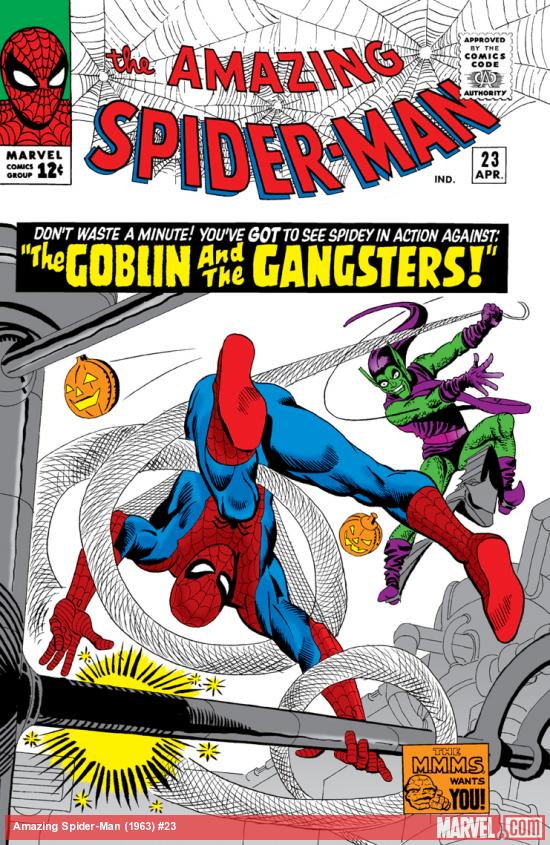 The Amazing Spider-Man (1963) #23