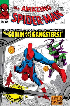 The Amazing Spider-Man #23