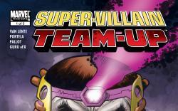 Super-Villain Team-Up/Modok's 11 (2007) #1