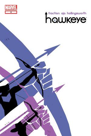 Hawkeye (2012) #3