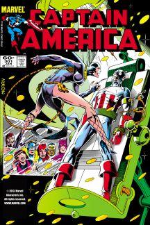 Captain America (1968) #301