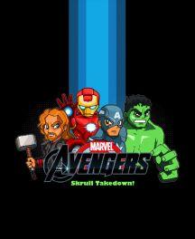 Avengers: Skrull Takedown