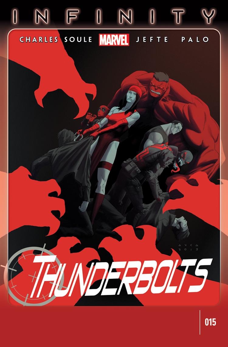 Thunderbolts (2012) #15
