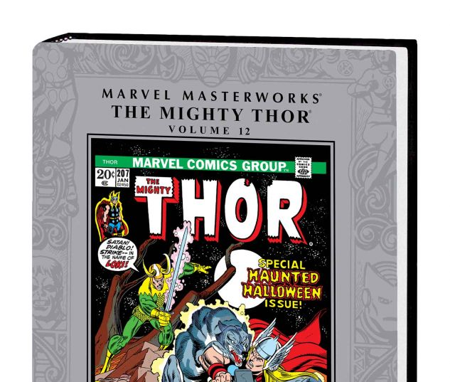 MARVEL MASTERWORKS: THE MIGHTY THOR VOL. 12 HC