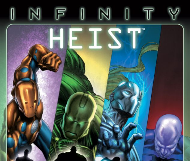 INFINITY: HEIST 2 (INF, WITH DIGITAL CODE)
