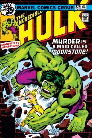 Incredible Hulk (1962) #228