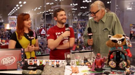 NYCC 2013: George Romero Interview