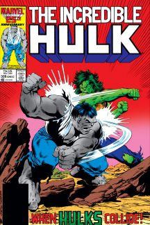 Incredible Hulk #326