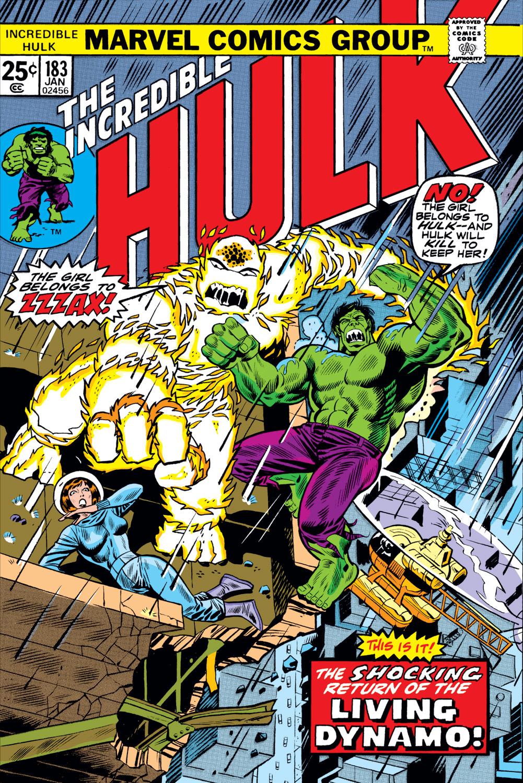 Incredible Hulk (1962) #183