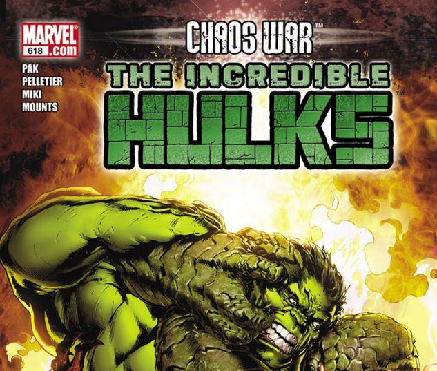 Incredible Hulks (2009) #618