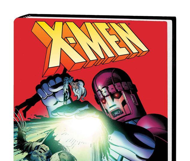 X-MEN: DAYS OF FUTURE PAST HC