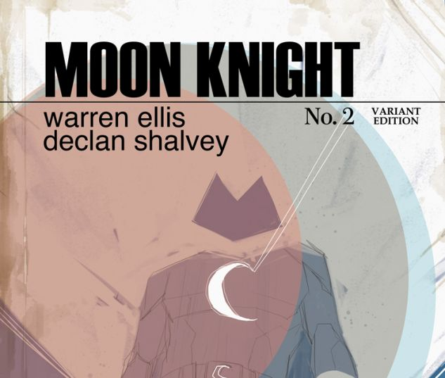 MOON KNIGHT 2 NOTO VARIANT (ANMN, WITH DIGITAL CODE)