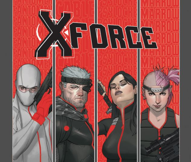 X-FORCE 5 (ANMN, WITH DIGITAL CODE)