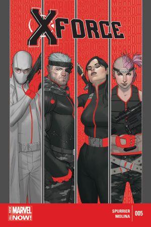 X-Force (2014) #5