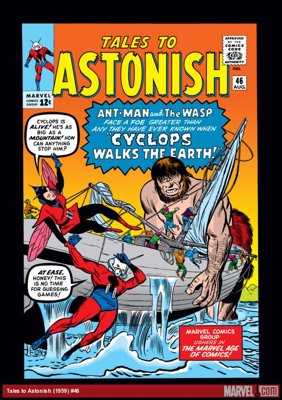 Tales to Astonish (1959) #46