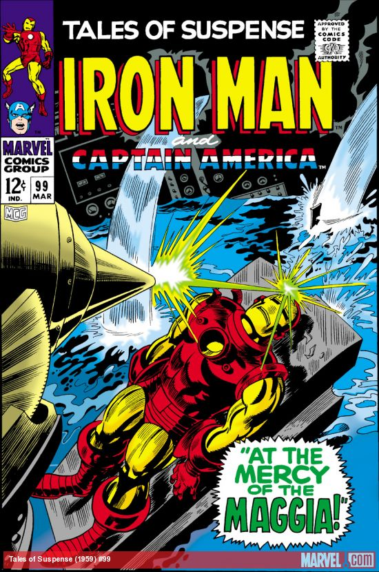Tales of Suspense (1959) #99