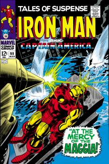 Tales of Suspense #99