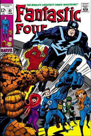 Fantastic Four (1961) #82