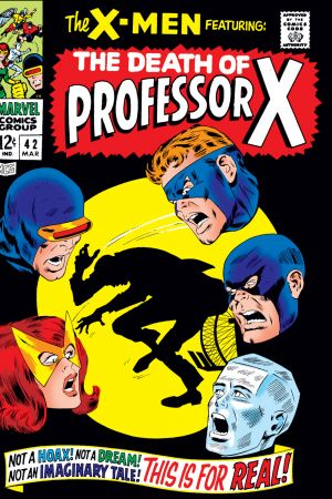 Uncanny X-Men (1963) #42