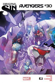 Avengers (2012) #30