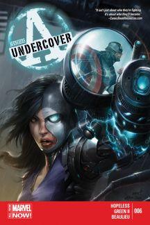 Avengers Undercover (2014) #6
