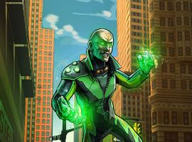 Electro in Spider-Man Unlimited