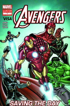 Avengers ft. Nova: Saving The Day #1