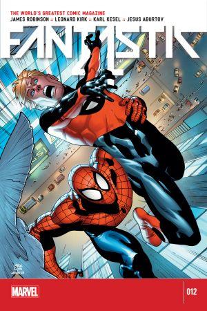 Fantastic Four (2014) #12