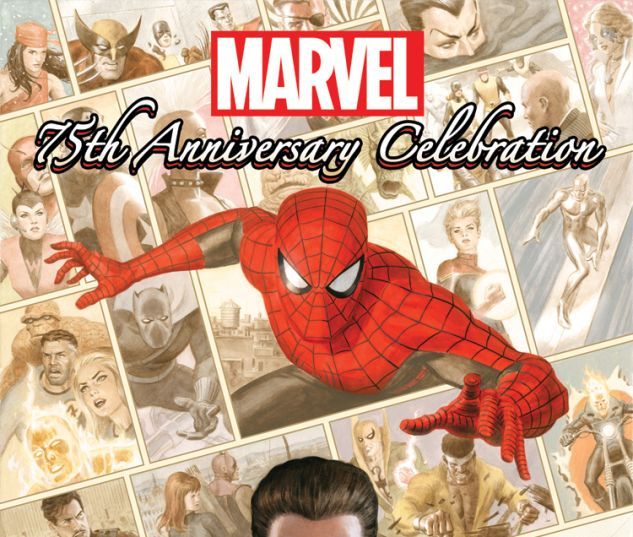 marvel comics 75th anniversary special