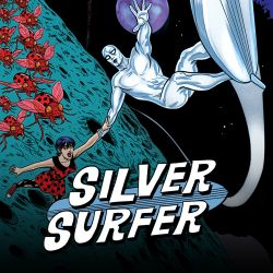 Silver Surfer (2014 - 2015)