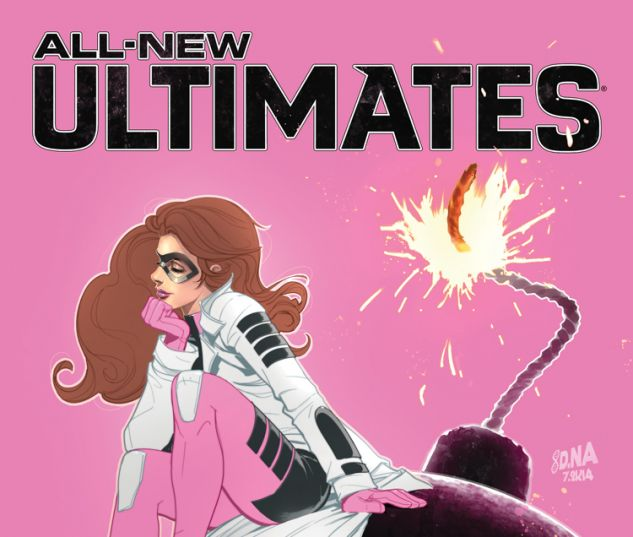 ALL-NEW ULTIMATES 10 (WITH DIGITAL CODE)