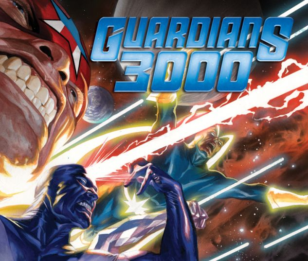 GUARDIANS 3000 2 (WITH DIGITAL CODE)