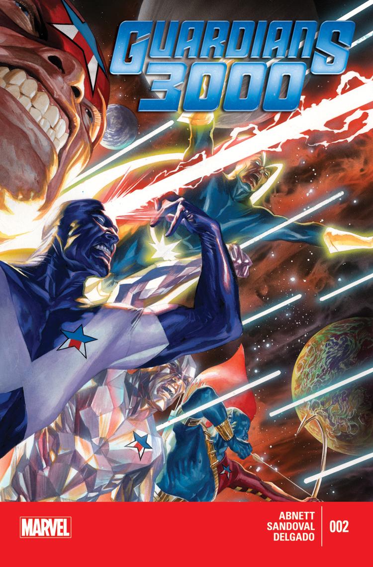 Guardians 3000 (2014) #2