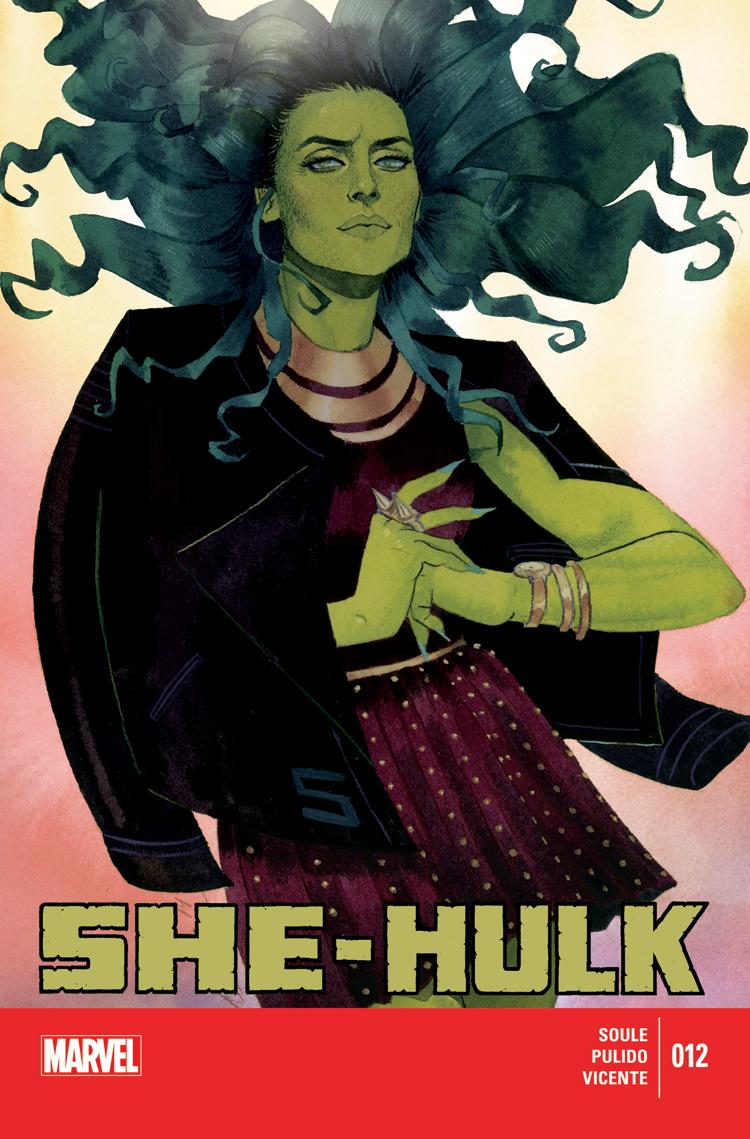 She-Hulk (2014) #12