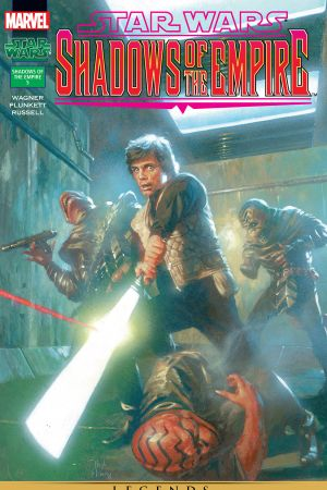 Star Wars: Shadows Of The Empire #5