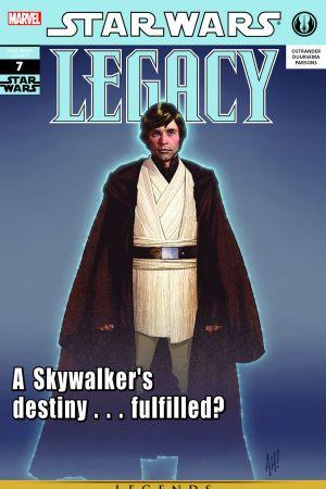 Star Wars: Legacy (2006) #7
