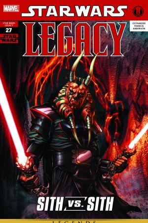 Star Wars: Legacy (2006) #27