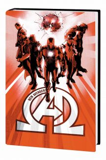 New Avengers by Jonathan Hickman (Hardcover)