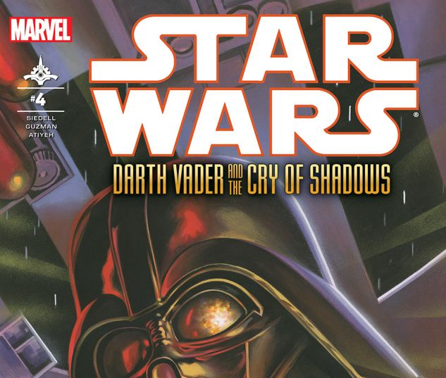 Star Wars: Darth Vader And The Cry Of Shadows (2013) #4