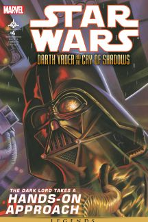 Star Wars: Darth Vader And The Cry Of Shadows #4
