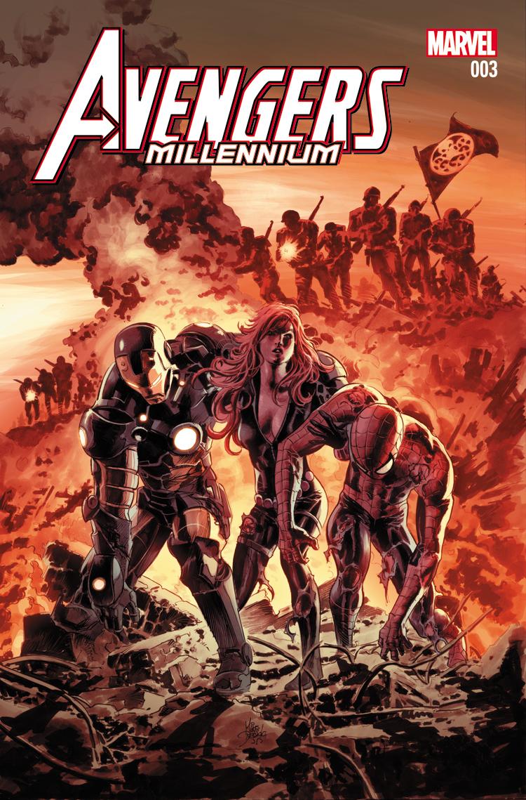 Avengers: Millennium (2015) #3