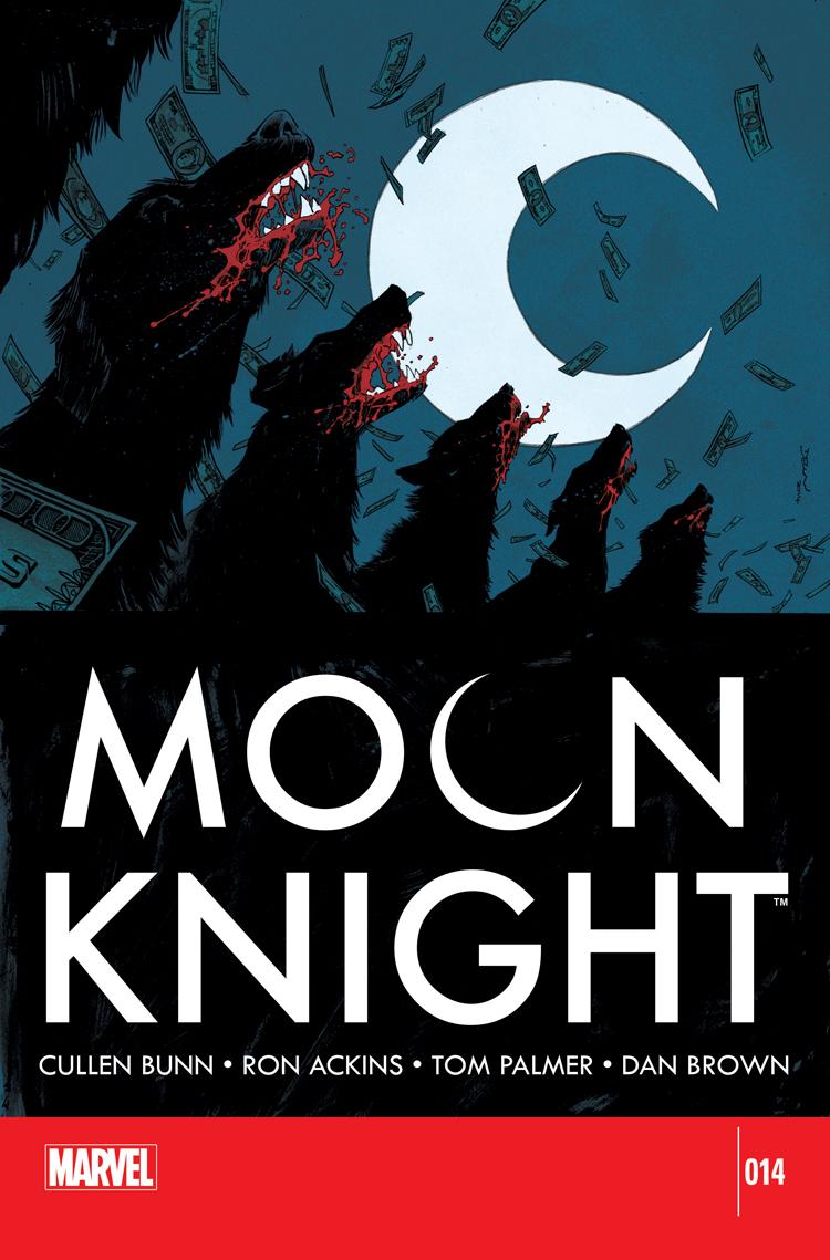 Moon Knight (2014) #14